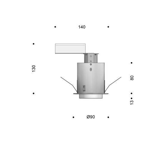Punkt Lamp 90 by FOCUS Lighting | General lighting