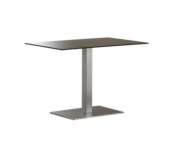 Cafe R Table by ONDARRETA | Bistro tables