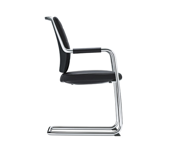 crossline prime by Sedus Stoll | Visitors chairs / Side chairs