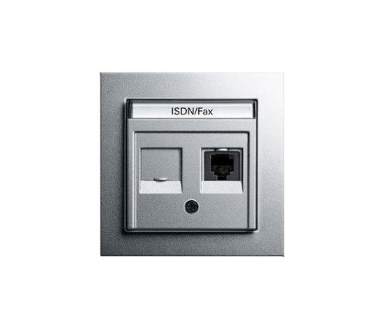 Modular Jack/Western plug connecter di Gira | Trasmissione dati