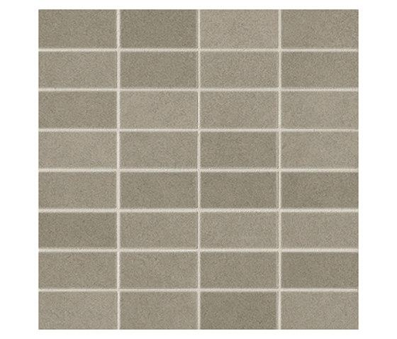 Midtown | Mosaico hard grey by Lea Ceramiche | Tiles
