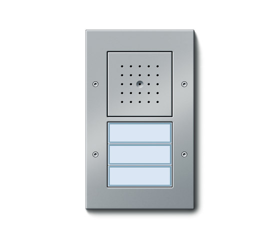 Door communication system for outdoor areas | Door station AP* by Gira