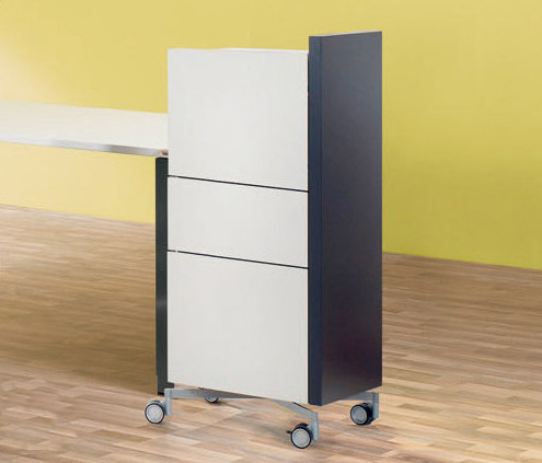 TriASS Furniture range by Assmann Büromöbel | Cabinets
