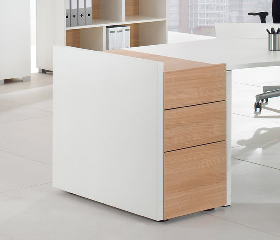 TriASS Furniture range by Assmann Büromöbel | Cabinets