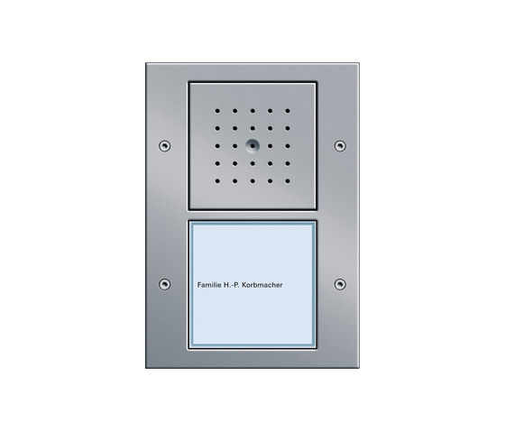 TX_44 | Door station by Gira | Intercoms (interior)