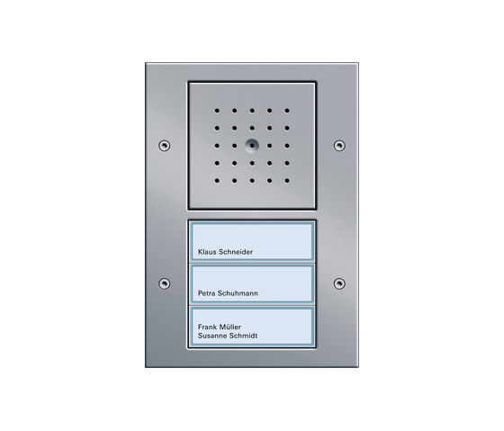 TX_44 | Door station by Gira | Door bells
