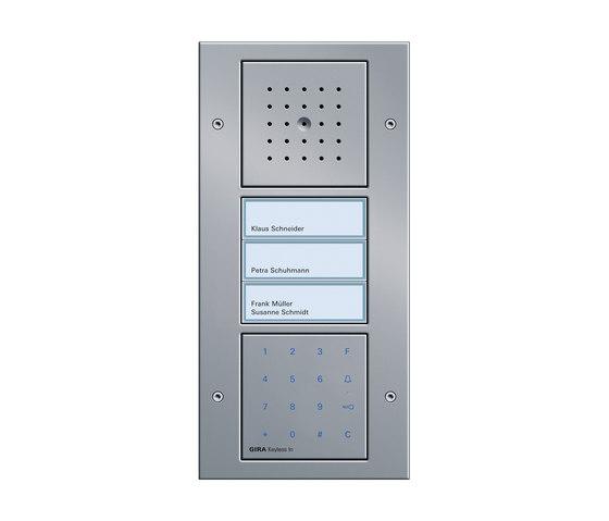 TX_44 | Door station by Gira | Intercoms (exterior)