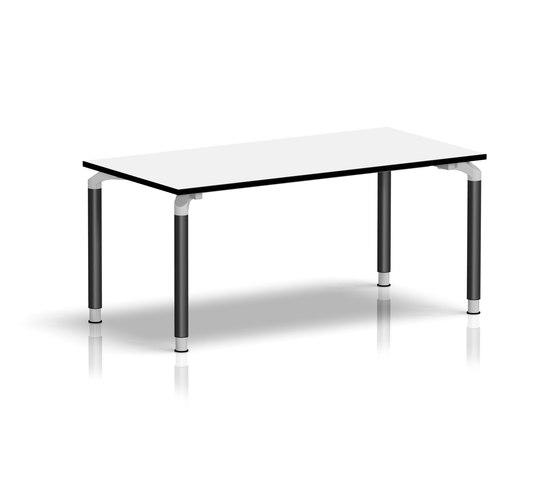 Antaro Desk de Assmann Büromöbel | Bureaux individuels
