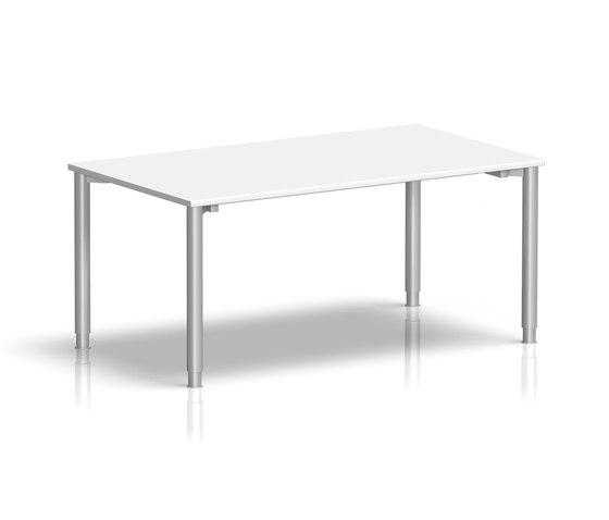 Rondana Desk by Assmann Büromöbel | Individual desks
