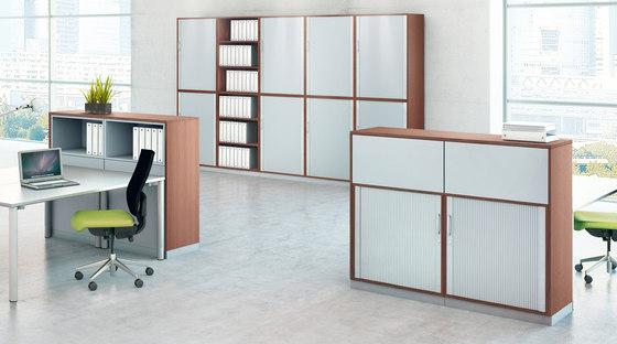 Pontis Carcase by Assmann Büromöbel | Cabinets