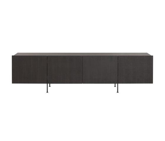 Tiller horizontal sideboard von PORRO | Sideboards / Kommoden