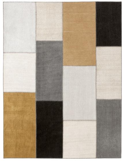 Hemp multicolor - 0712 by Kinnasand | Rugs / Designer rugs