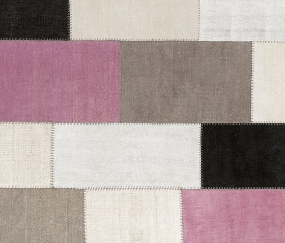 Hemp multicolor - 0715 by Kinnasand | Rugs / Designer rugs