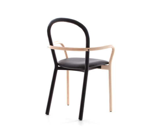 Gentle chair de PORRO | Sillas para restaurantes