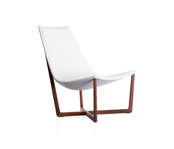 Jade armchair by PORRO | Lounge chairs