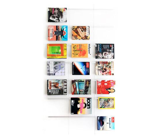 Winoldi Magazine frame cover di JAN WILLEM de LAIVE | Scaffali