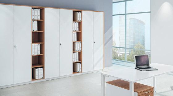 InvitASS Storage system by Assmann Büromöbel | Cabinets