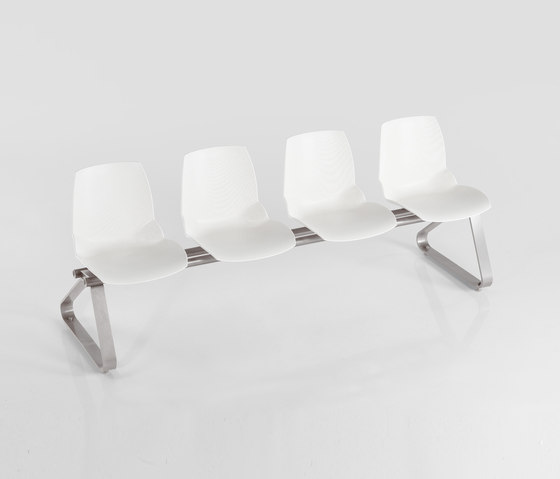 Kaleidos Trave by Caimi Brevetti | Waiting area benches