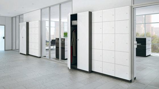 ModulASS Partition wall by Assmann Büromöbel | Cabinets