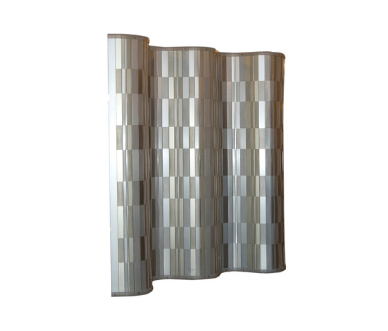 Winoldi Roomdividing screen Vider champagne by JAN WILLEM de LAIVE | Space dividers