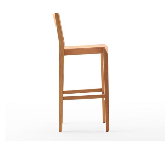 Mister Stool h75 by ONDARRETA | Bar stools