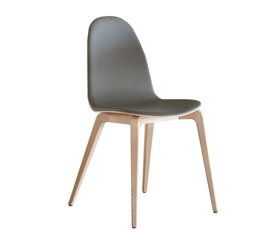 Bob Combi Chair by ONDARRETA | Visitors chairs / Side chairs