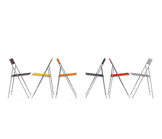 Clip Chair by ONDARRETA | Canteen chairs