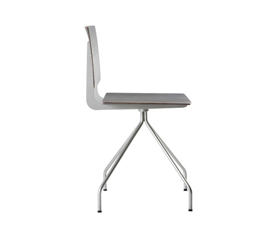 Don Swivel Chair di ONDARRETA | Sedie