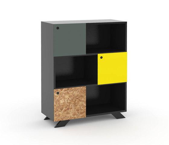 K2 Depot 900 3 by JENSENplus | Cabinets