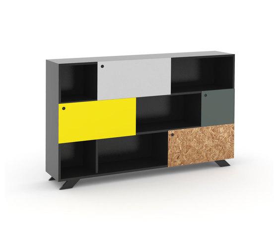 K2 Depot 1800 3 by JENSENplus | Cabinets