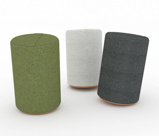 K2 Seat von JENSENplus | Poufs / Polsterhocker