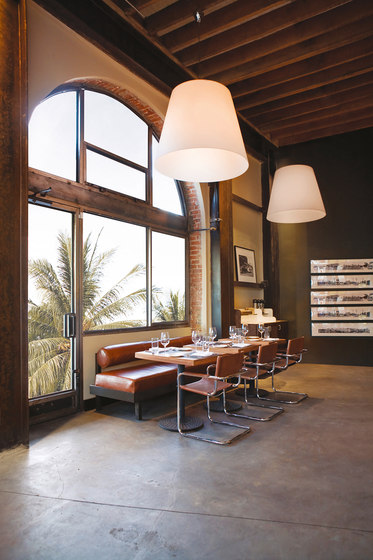 Amax Suspension lamp by FontanaArte | General lighting