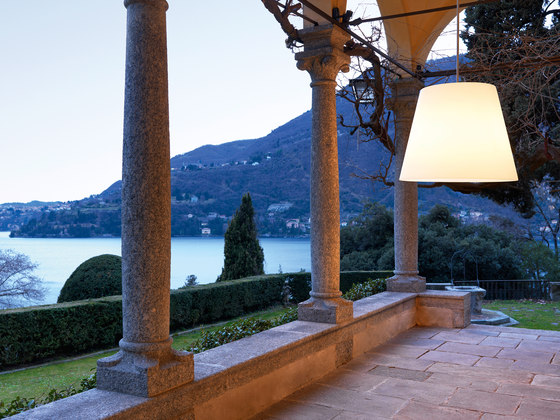 Amax Outdoor Suspension lamp by FontanaArte | Pendant lights