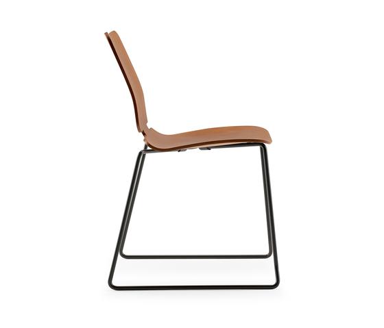 Noa Skid Chair von ONDARRETA | Mehrzweckstühle