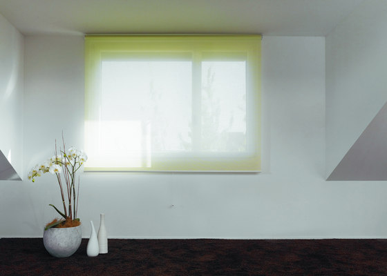 Roller Blind System Silent Gliss 4900 by Silent Gliss | Roller blinds