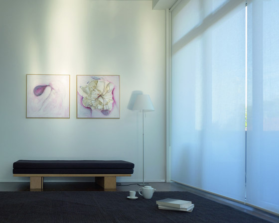 Roller Blind System Silent Gliss 4910 by Silent Gliss | Roller blinds
