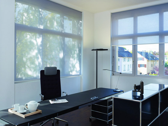 Roller Blind System Silent Gliss 4960 by Silent Gliss | Roller blinds