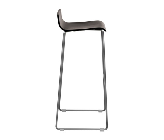 Noa Stool h75 by ONDARRETA | Bar stools