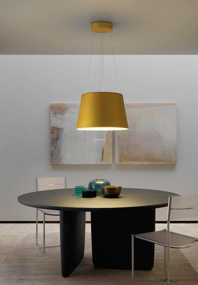 Aurea Suspension lamp by FontanaArte | General lighting
