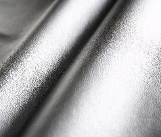 ElmoSense-Treasure Silver by Elmo Leather   Natural leather