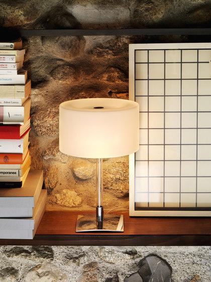 Drum Table lamp by FontanaArte | General lighting