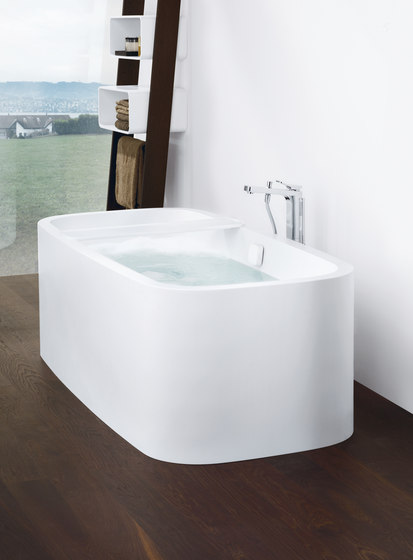pearl Badewanne freihstehend by talsee | Free-standing baths