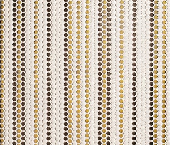 Paillettes | Decoro Bandiera de Lea Ceramiche | Mosaïques