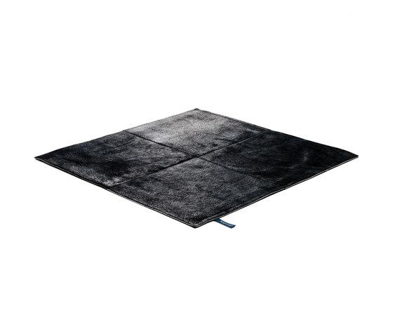 Rare Soul Premium pure black de kymo | Alfombras / Alfombras de diseño