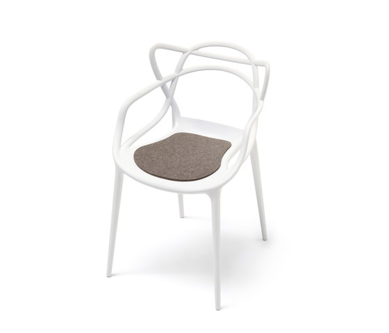 Seat cushion for Masters von Kartell by HEY-SIGN | Seat cushions