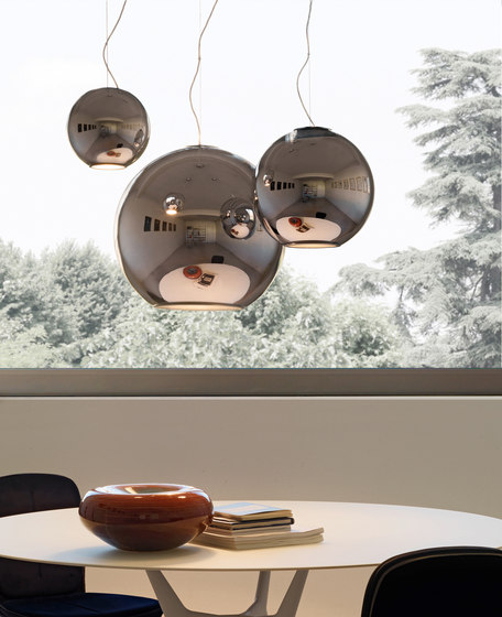 Globo di Luce Suspension lamp by FontanaArte | Suspended lights