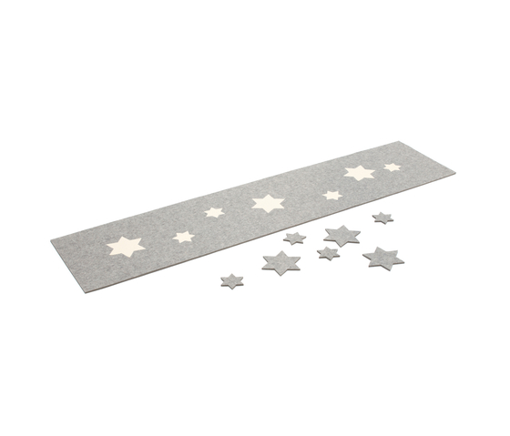 Table runner star by HEY-SIGN | Coasters / Trivets