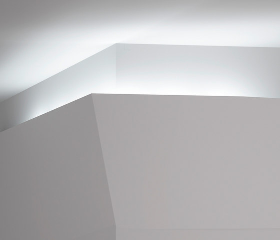 Invisibile Modular system by FontanaArte | General lighting