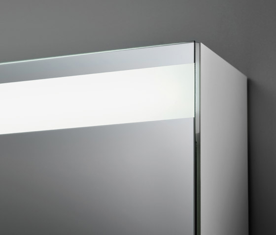 Spiegelschrank level LED-Beleuchtung de talsee | Armoires à miroirs
