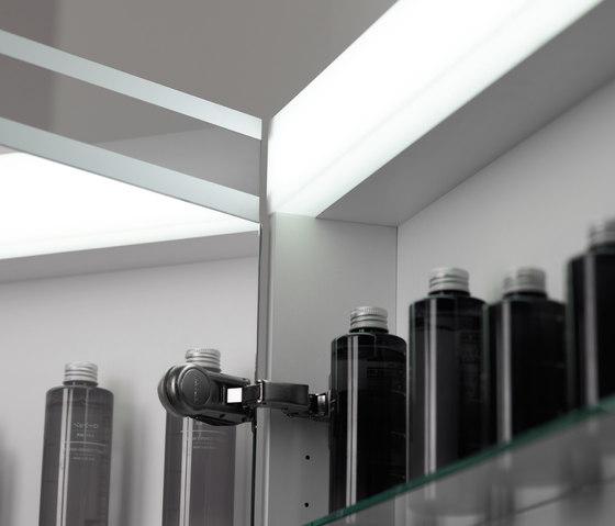 Spiegelschrank level Innenbeleuchtung by talsee | Mirror cabinets